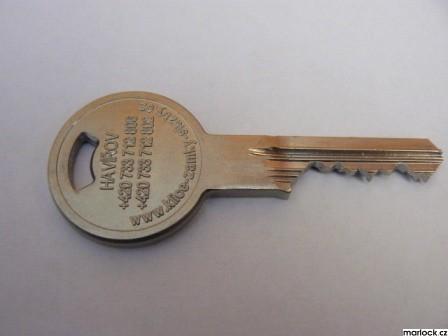 Výroba klíčů beroun